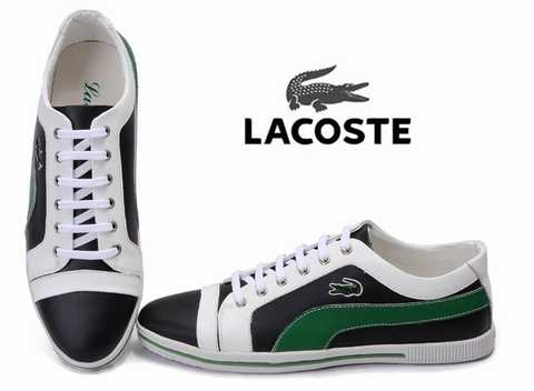 lacoste chaussure chaussures lacoste cuir marron. Black Bedroom Furniture Sets. Home Design Ideas